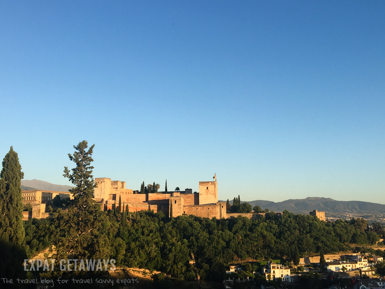 The Alhambra in Granada should be on every traveller's bucket list.