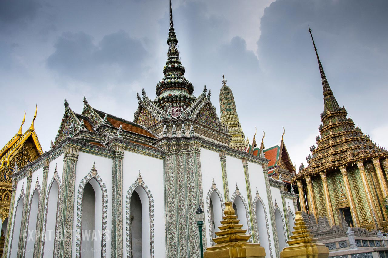 The Grand Palace in Bangkok is a must see for every first time visitor.