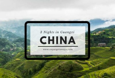 3 Nights in Guangxi, China