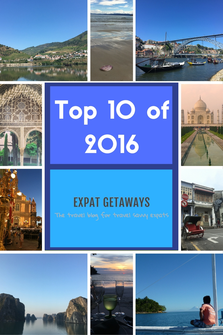 The best of Expat Getaways in 2016. Whether you are looking for a long weekend, a quick layover or vacation ideas we've got you covered with travel inspiration and travel tips.