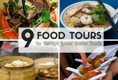9 Food Tours to Tempt your Taste Buds