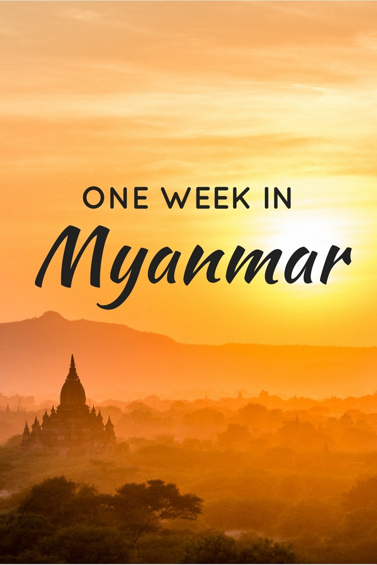 Myanmar or Burma as it was previously called makes you think of the exotic. This fantastic destination is the perfect mix of culture, friendly faces and gorgeous sunsets. A travellers delight! With Expat Getaways one week Myanmar itinerary you will make the most of your short time in this exotic location.