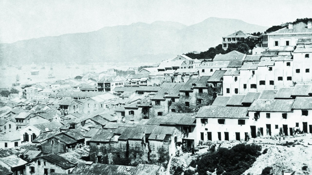 Tai Ping Shan just before the outbreak of the bubonic plague in 1894. Photo Credit: South China Morning Post, http://www.scmp.com/magazines/post-magazine/article/1535499/when-death-came-calling-plague-hong-kong