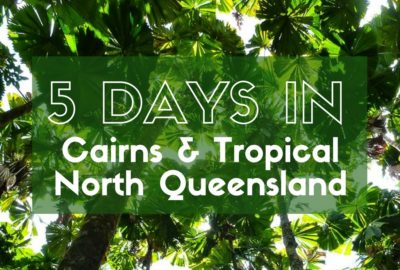 Expat Getaways 5 Days in Cairns and Tropical North Queensland.