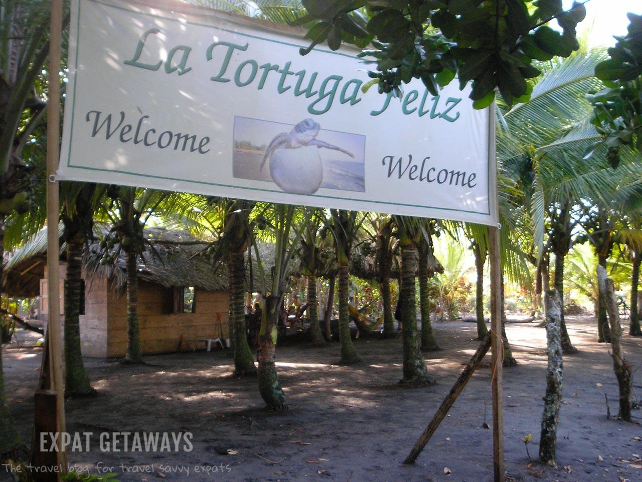 La Tortuga Feliz, Costa Rica in 2007