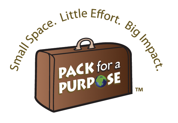 Pack for a Purpose and give back to the local community while you travel.