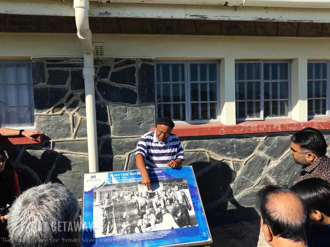 Hearing from a former political prisoner in the maximum security prison on Robben Island is a very moving experience for your visit to Cape Town, South Africa. Expat Getaways 2 Weeks in Southern Africa.