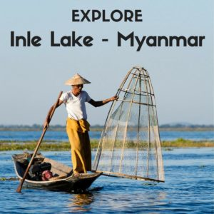 Explore Inle Lake, Myanmar (Burma) with Expat Getaways.