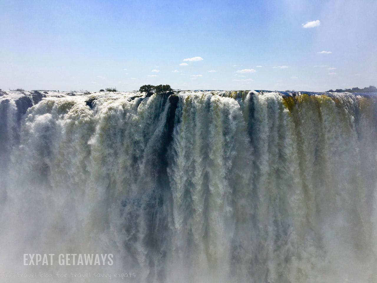 Get up close to Victoria Falls from Livingstone, Zambia.