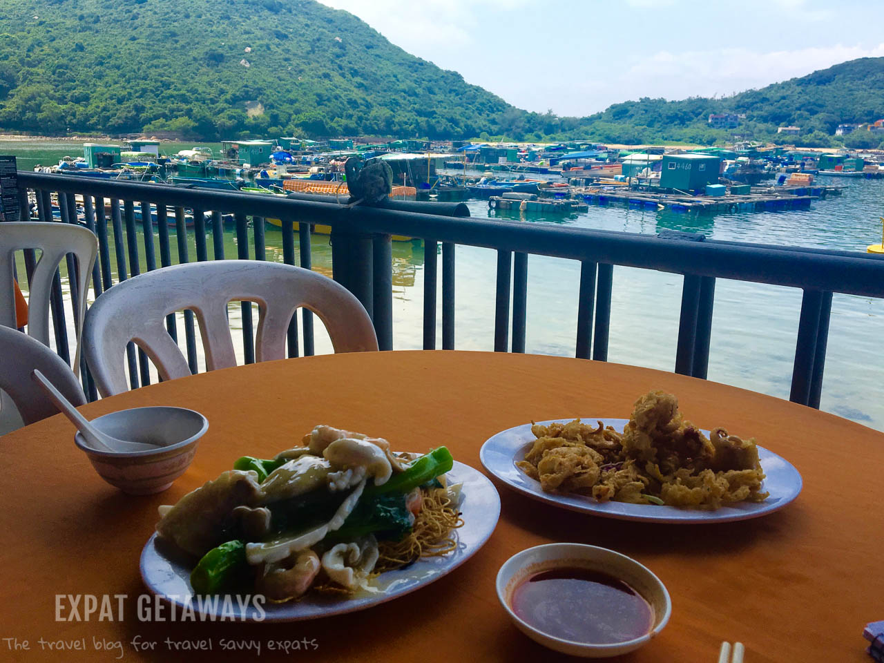 Lamma Island is the place to go for a delicious seafood lunch by the water. Expat Getaways, First Time Hong Kong Survival Guide - Chinese food.