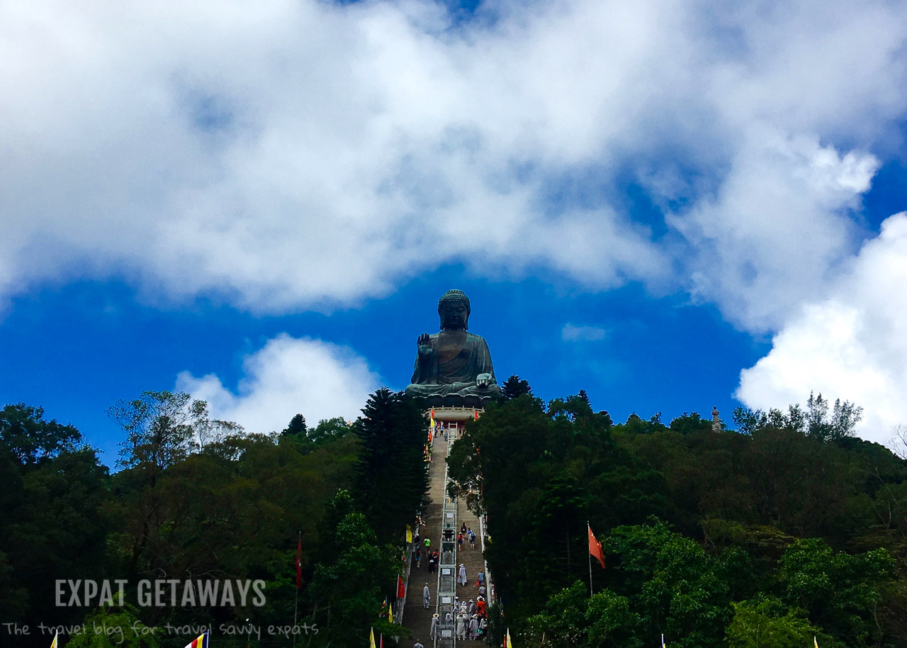 From the airport and Tung Chung it is easy to get up to the Tan Tian Big Buddha. Expat Getaways, First Time Hong Kong Survival Guide - accommodation.