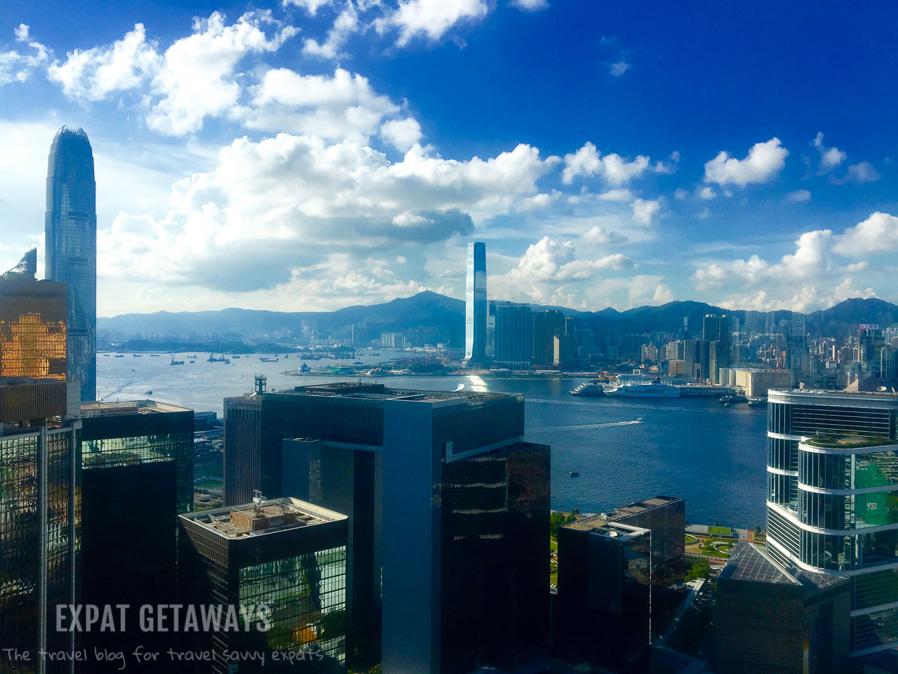 Upper House in Admiralty offers rooms with a view. Expat Getaways, First Time Hong Kong Survival Guide - Accommodation.