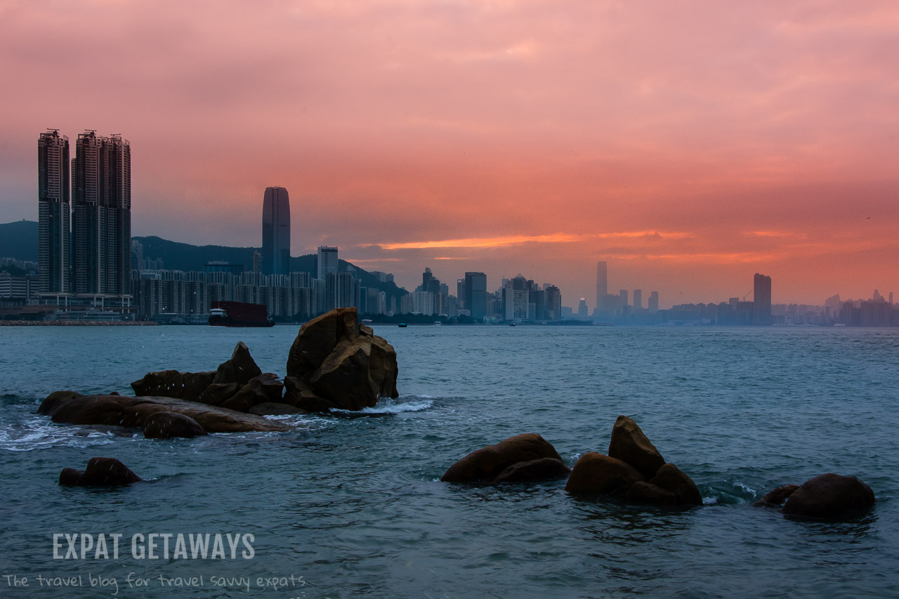 The view from Lie Yue Mun is excellent, the seafood isn't bad either! Expat Getaways, First Time Hong Kong Survival Guide - Chinese food.