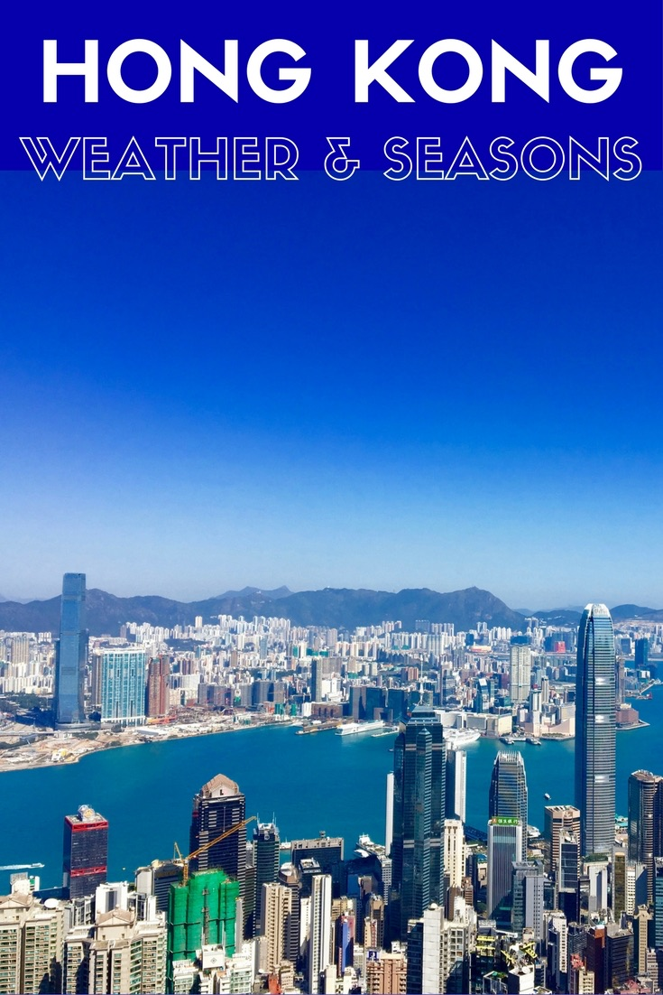 Knowing the right time to visit Hong Kong can make or break your trip. Expat Getaways, First Time Hong Kong Survival Guide - weather and seasons.