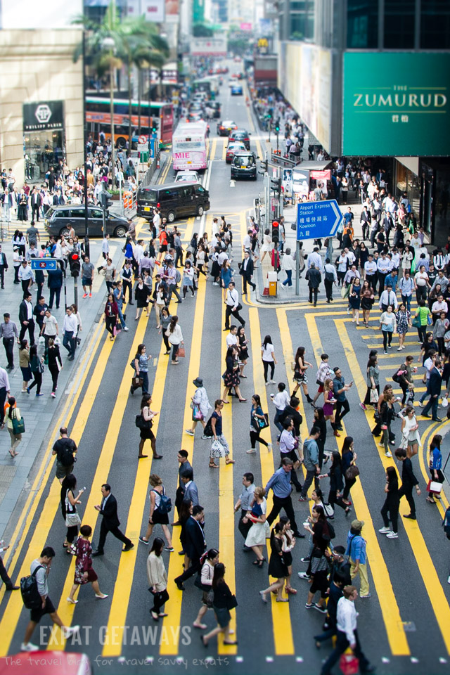Hong Kong is a chaotic and busy city. Mastering the Hong Kong public transport system will be the key to an easy visit. Expat Getaways, First Time Hong Kong Survival Guide - Public Transport.