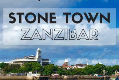 Expat Getaways - One Day in Stone Town, Zanzibar, Tanzania.