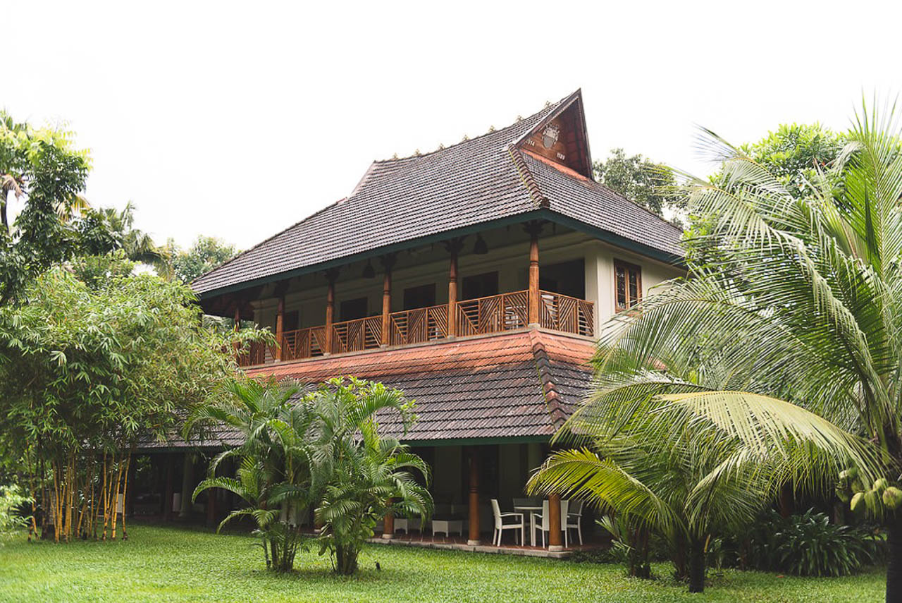 The main residence at Indian Summer House will comfortable sleep four with plenty of living space to go around. Expat Getaways - One Week in Kerala, India.